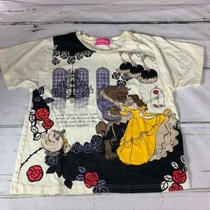 Vintage Disney Resort Tokyo Beauty and the Beast